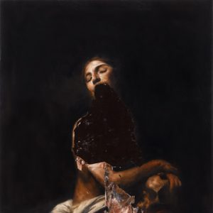 "The Veils ""Total Depravity"", album cover by courtesy of Nicola Samorí"